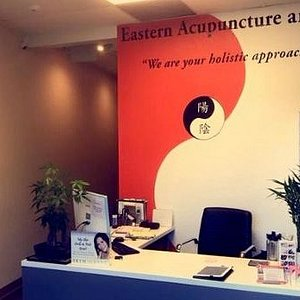 Entrance to Eastern Acupuncture And Wellness