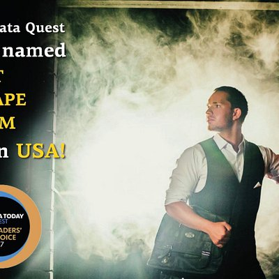 Komnata Quest was named BEST ESCAPE ROOM in USA