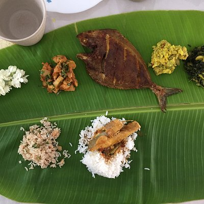 Enjoy traditional food with a local family