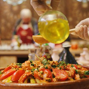 This is a tajine in the making. Wanna know how to easily make it ?