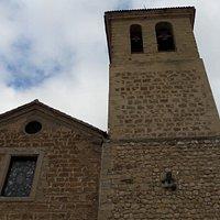Iglesia de San Pedro y San Pablo, en Quesada