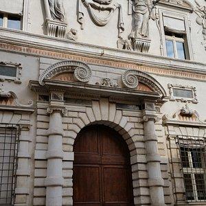 palazzo Bentivoglio, ex tribunale di Ferrara