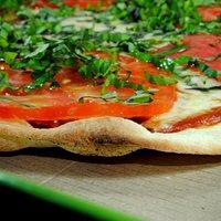 Tomate y Albahaca fresca