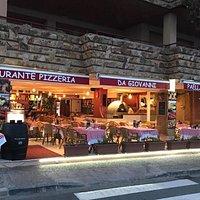 Da Giovanni Restaurante Pizzeria Paellas & Tapas Bar