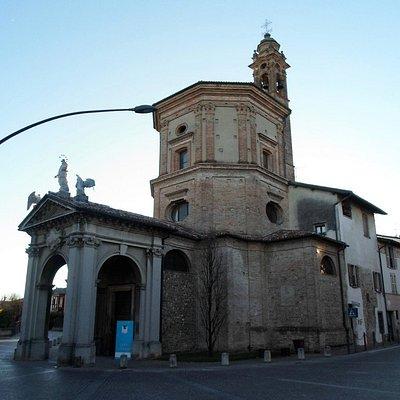 Romano di Lombardia - Chiesa della B.V. della Fontana