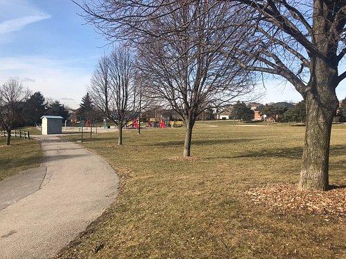 Park as seen from Malton