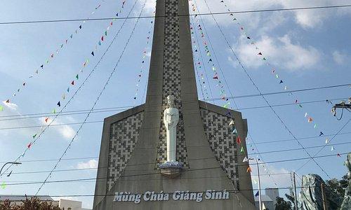 Long Xuyenの教会