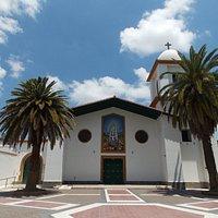 Iglesia de la Virgen de la Carrodilla