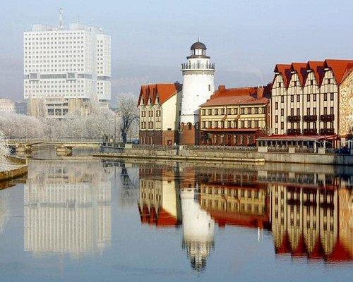Город с уникальной историей - город двух имён.