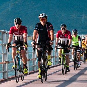 A 200km group ride around beautiful Busan!