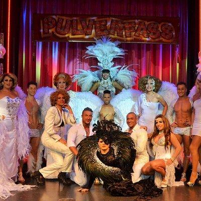Pulverfass Travestie Cabaret - Europas Nr. 1