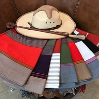 Hand loomed 100% cotton shawls/scarves from Chiapas, MX