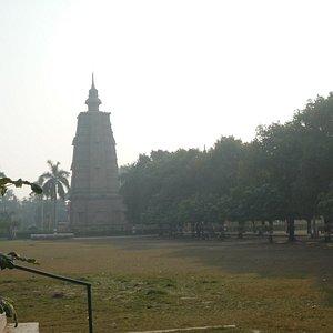 Sarnath Deer Park04