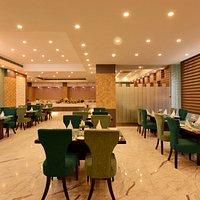 Blue Coriander - Multi Cuisine Restaurant