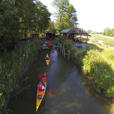 Siuntio Canoe Center