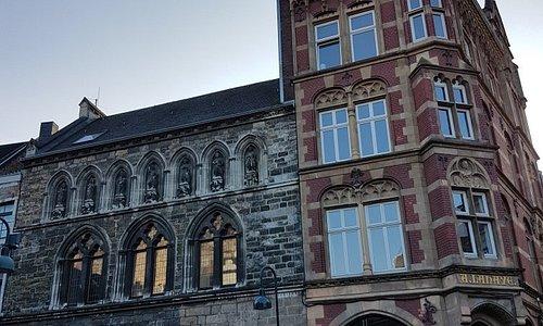 Grashaus, Aachen's first town hall