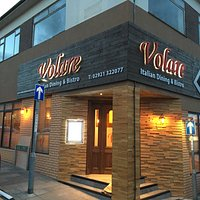 Outside View of Volare