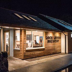 Loch Leven Brewery Tap Room