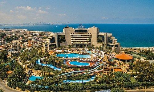 Le Royal Hotel Beirut Exterior