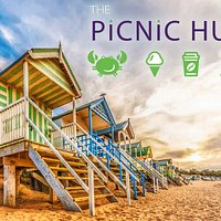 Get your picnic from 'The Picnic Hut' before you visit the beach . . . Wells' light bite café