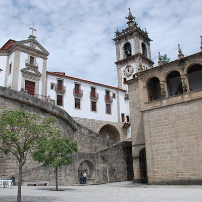 Vista del convento
