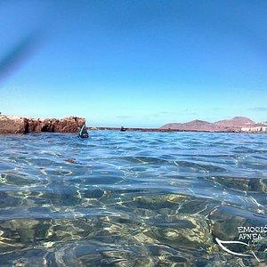 Snorkeling Las Canteras