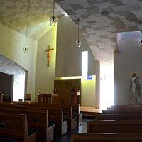 Inside St Ignatius Church