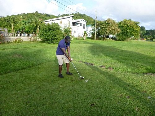Grenada Golf and Country Club - On the Course