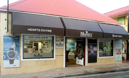 Majesty Jewelers,downtown Store