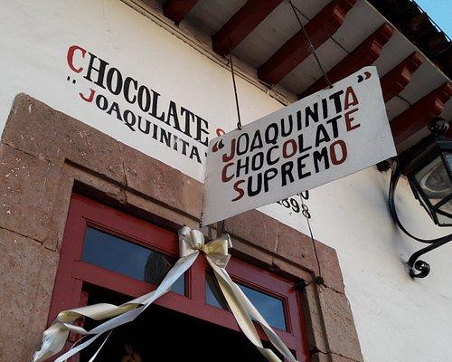 Chocolate Supremo Joaquinita