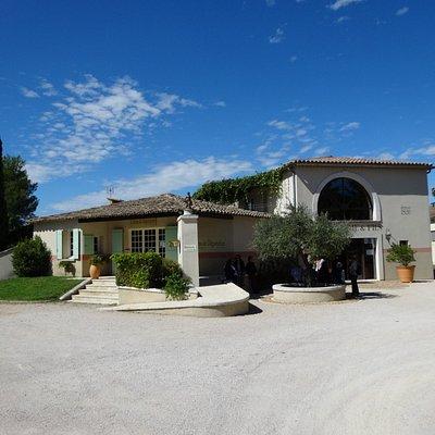 Vinícola Domaine Grand Veneur (Famille Alain Jaume & Fils)