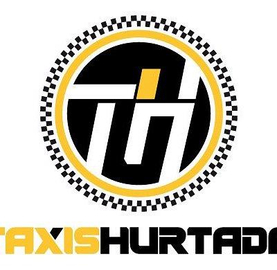 logotipo de taxis hurtado