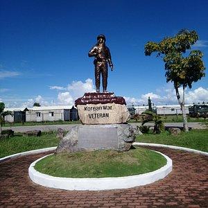 Veteran Statue