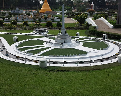 Mini Siam Pattaya Thailand