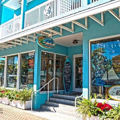 The number one store in Siesta Village!  don't miss it!