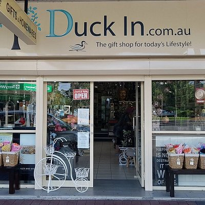 Duck In is like Aladdin's Cave