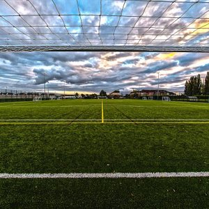Our new state of the art 3G football pitch