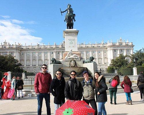 Strawberry Tours Madrid!