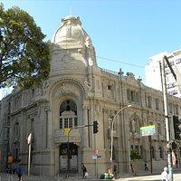 Sede própria do Museu da Polícia Civil, atualmente em restauração.
