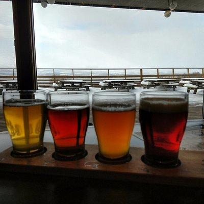 Beer Tasting at Wagner