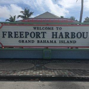 Freeport Harbour, Grand Bahama Island