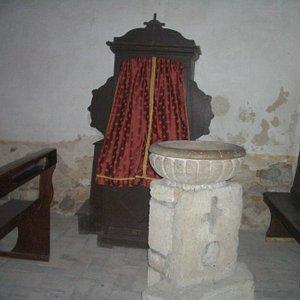 vecchio confessionale