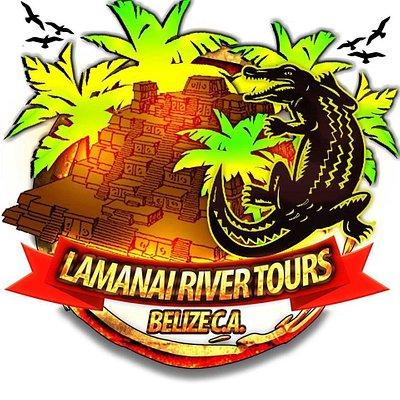 Lamanai River Tours Logo