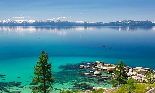 Lake Tahoe, does it get any better than this?