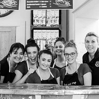 Just a small part of the fantastic team we have at Beryl and Pegs
