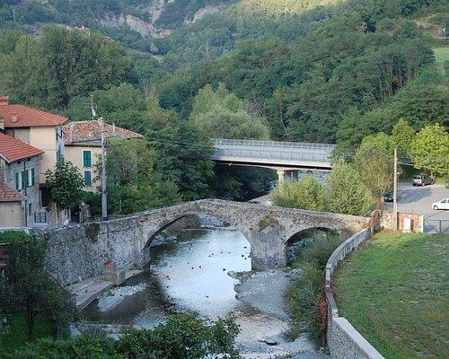 Voltaggio: ponte dei Paganini