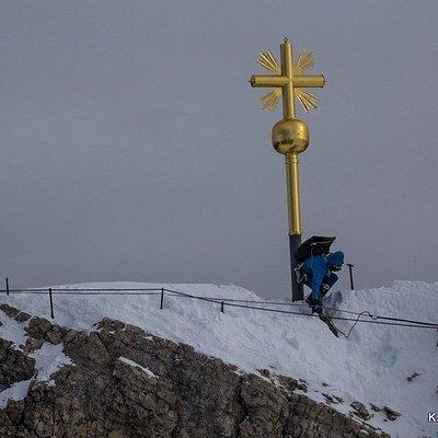 The legendary summit