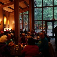 Mountain Room Restaurant Dining Room