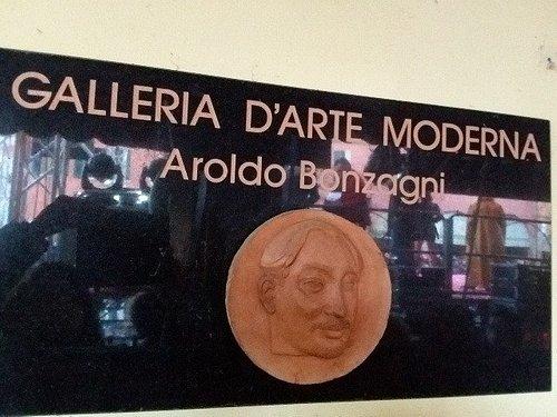 Galleria d'arte moderna Aroldo Bonzagni a Cento