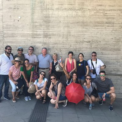 Strawberry Tours - Santiago!